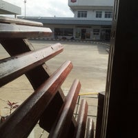 Photo taken at Chevron Hangar by สมชาย ม. on 12/20/2013