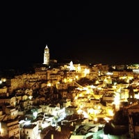 Photo taken at Matera by Marianna C. on 5/10/2013
