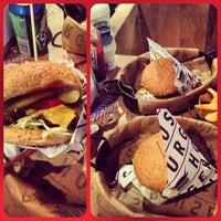Photo taken at Burger House by Burcu U. on 9/5/2013