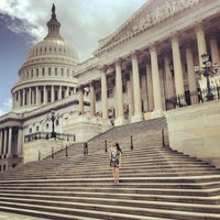 Photo taken at U.S. Capitol - Senate by Viola G. on 6/28/2013