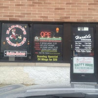 Photo taken at Harold's Chicken Shack by Dianna B. on 8/26/2014