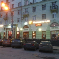 Photo taken at McDonald's by Виктор К. on 10/23/2012