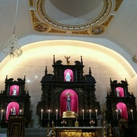 Photo taken at Santuario de San Pedro Bautista Parish by Guen M. on 8/5/2016