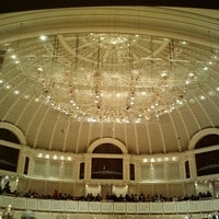 Photo taken at Symphony Center (Chicago Symphony Orchestra) by Xiaomin W. on 11/15/2012
