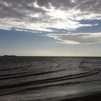 Photo taken at Río de la Plata by Mario S. on 11/14/2012