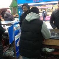 Photo taken at Whitechapel Market by Jakhongir N. on 3/25/2013