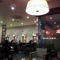 Photo taken at Starbucks by Jiho Y. on 11/17/2012