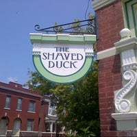 Photo taken at The Shaved Duck by Tim S. on 7/5/2013