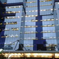 Photo taken at Universidade Nove de Julho (Uninove) by Juliana M. on 11/1/2012