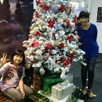 Photo taken at Hall 3 Mid Valley Exhibition Centre (MVEC) by Vivian Fong W. on 12/25/2015