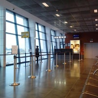 Photo taken at Brussels South Charleroi Airport (CRL) by Dirk v. on 11/9/2012