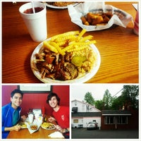 Photo taken at Lexington Barbecue by James M. on 5/1/2013