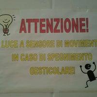 Photo taken at Pizzeria Europa by Rugiada D. on 10/23/2012