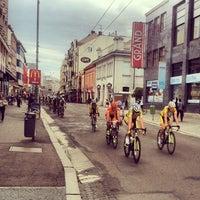 Photo taken at Pardubice by Jan H. on 5/16/2013