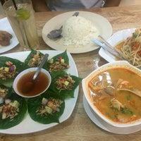 Photo taken at Alissara Thai Cuisine by Dya M. on 6/23/2016