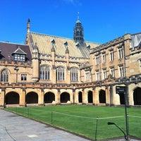 Photo taken at The University of Sydney (USYD) by Antonio V. on 7/5/2011