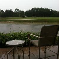 Photo taken at Villas of Grand Cypress Orlando by Bernardo B. on 6/1/2012