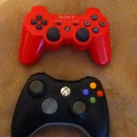 Photo taken at X-Box Zone/PS3 by Skyler D. on 11/19/2011