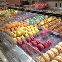 Photo taken at MacarOn Café by Ali M. on 1/23/2012