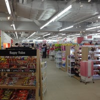 Photo taken at Daiso by tomo n. on 3/29/2012