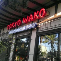 Photo taken at Tokyo Wako by Jeremy S. on 10/10/2011
