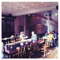 Photo taken at Vooruit Café by lamazone on 5/7/2011