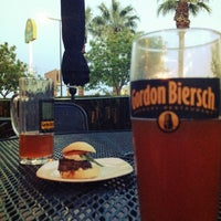Photo taken at Gordon Biersch Brewery Restaurant by Leonie M. on 4/3/2012