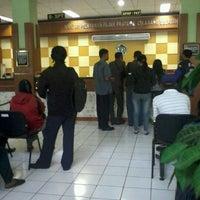 Photo taken at Kantor Pelayanan Pajak Pratama Cikarang Selatan by Ade S. on 5/16/2012