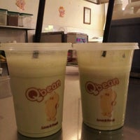 Photo taken at Qbean by Oc K. on 2/8/2012