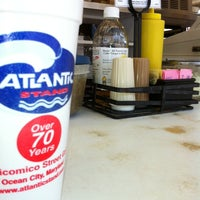 Photo taken at Atlantic Stand by Dj G. on 5/7/2012