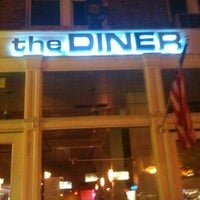 Photo taken at The Diner by Andy M. on 9/27/2011
