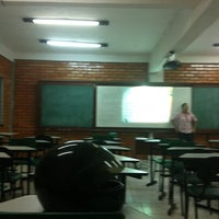 Photo taken at Faculdade Cathedral by Priscila Jeane on 2/24/2012