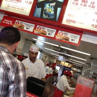 Photo taken at In-N-Out Burger by Jack C. on 2/7/2012