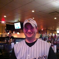Photo taken at Trax Tavern & Grill by Todd D. on 4/13/2011