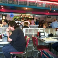 Photo taken at Mel's Diner by Tyrone D. on 4/15/2012