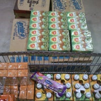Photo taken at LotteMart Wholesale by M. Teguh P. on 4/11/2012