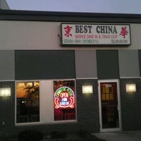 Photo taken at Best China by Jessica M. on 10/16/2011