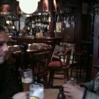 Photo taken at Cafe Botteltje by Johan D. on 1/21/2012