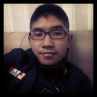 Photo taken at หน่วยบัญชาการอากาศโยธิน by Narongsak R. on 3/1/2012