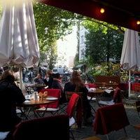 Photo taken at Café Anna Blume by Anja S. on 10/18/2011
