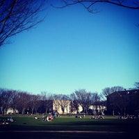 Photo taken at University of Rhode Island by Christophe E. on 3/21/2012