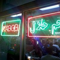 Photo taken at Ravi Kabob House by Patrick P. on 11/21/2011
