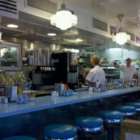 Photo taken at Broadway Diner by Bill T. on 7/24/2012