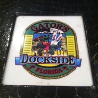 Photo taken at Gator's Dockside by Lynae S. on 1/20/2012