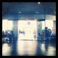 Photo taken at Volkswagen Catalunya Motor by Arturo G. on 8/20/2012
