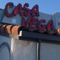 Photo taken at Casa Vega by Carol 'Red E. on 8/25/2011