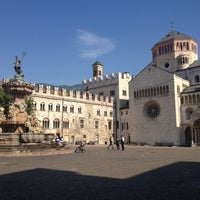 Photo taken at Piazza Duomo by Francesca on 7/19/2012