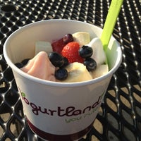 Photo taken at Yogurtland by Mikey D. on 6/21/2012