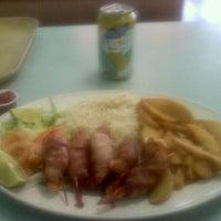 Photo taken at Skipper Jack's Fish & Chips by El J. on 12/26/2011