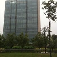 Photo taken at 同济大学嘉定校区图书馆 by Carpenter on 7/15/2011